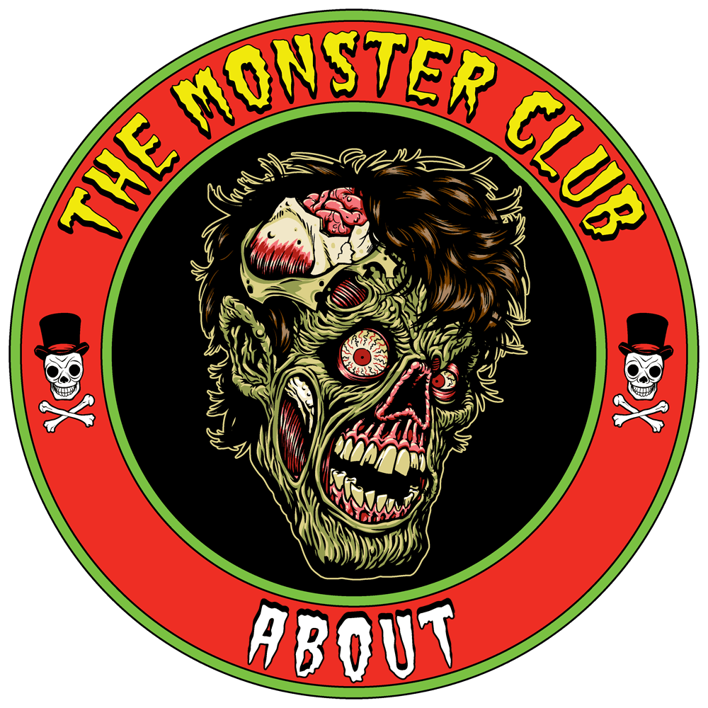 The Monster Club About Page