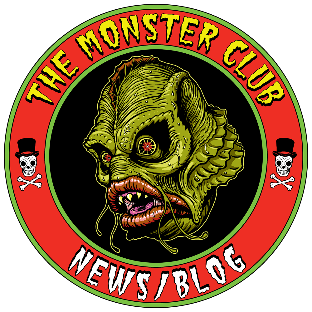 The Monster Club News/Blog Page